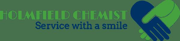 Holmfield Chemist logo