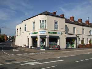 Holmfield Chemist - 1 High Street, Codnor, Derbyshire DE5 9QB
